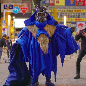 Etsuko Ichihara's Namahage Deity Invades Tokyo