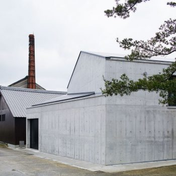 A 160-Year Old Sake Brewery Gets a New Addition