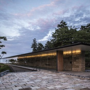 Hiroshi Sugimoto's Enoura Observatory to Open This Fall