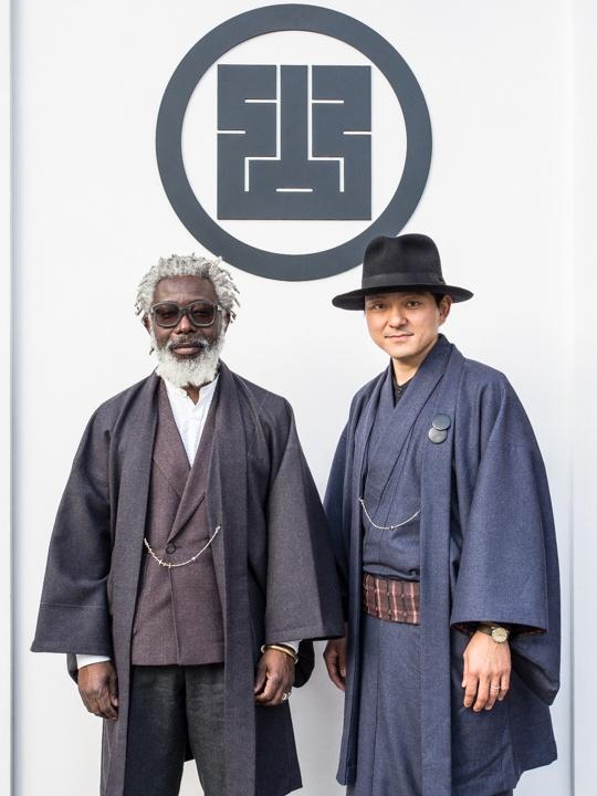 8967a7e9f36 T-Kimono  Scandinavian Style Meets Japanese Traditional Clothing ...