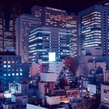Immerse Yourself in Cyberpunk Tokyo with this Visual Project by Cody Ellingham