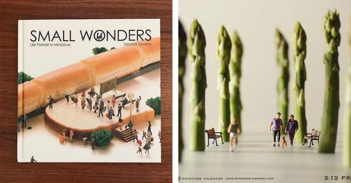 Tatsuya Tanaka S Miniature Wonders Coming To Print Spoon