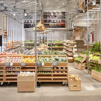 MUJI's Yurakucho Global Flagship Looks Like a Slice of Retail Heaven
