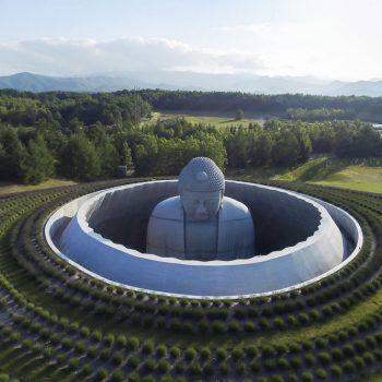 Ando Tadao's Hill of Buddha