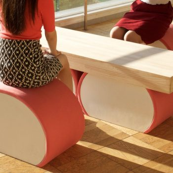 The Kamaboko Chair & Table