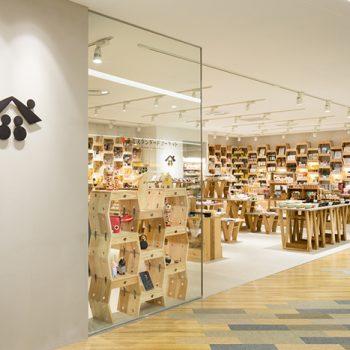 Tohoku Standard: a Beautiful Gift Shop Designed by Keiji Ashizawa
