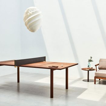YU: An Elegant and Minimal Wooden Furniture Collection by Mikiya Kobayashi