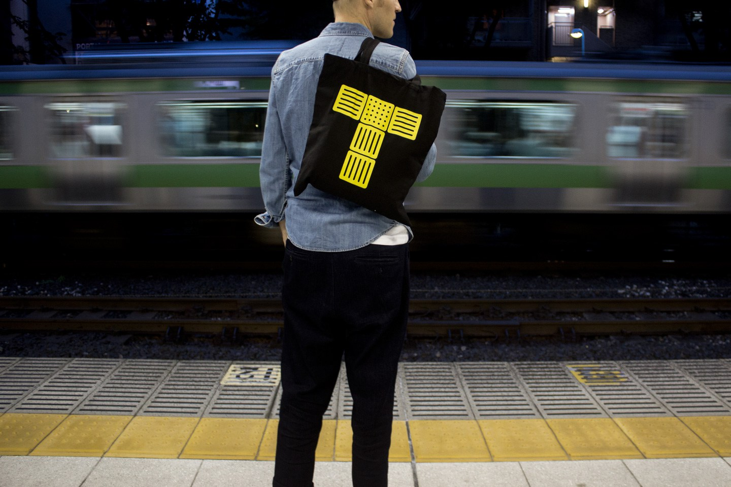 Tokyo Signs Products Inspired By The Streets Of Tokyo
