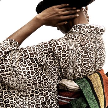 Wafrica: Japanese Kimonos Inspired by West African Culture