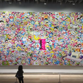 Doraemon and Fine Art Collide in New Tokyo Exhibition
