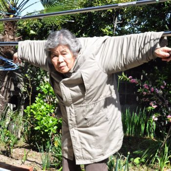 89-Year Old Kimiko Nishimoto Loves Taking Humorous Self-Portraits