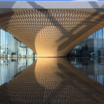 Fujisan World Heritage Center by Shigeru Ban Now Open