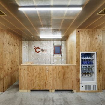 9h Capsule Hotel Launches New Sauna Hotel
