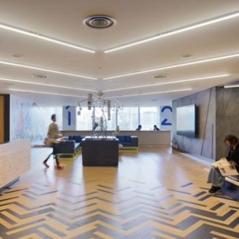 Nike's New Office in Tokyo Designed by Torafu Architects