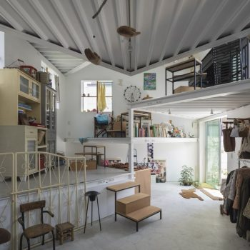 In Japan, an Anti-Decluttering House