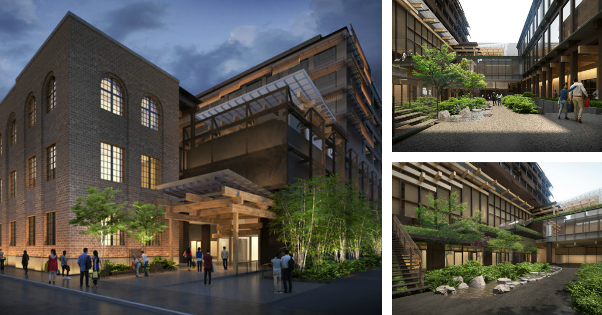 Ace Hotel Coming to Japan in Redevelopment of Kyoto's Oldest Shopping Mall   Spoon & Tamago
