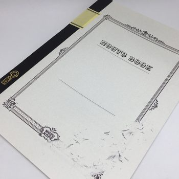 The Japanese 3D Optical Illusion Notebook Created by a High-Schooler
