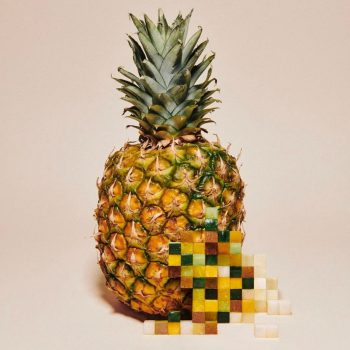 Layered: Real Life Pixelated Foods by Yuni Yoshida