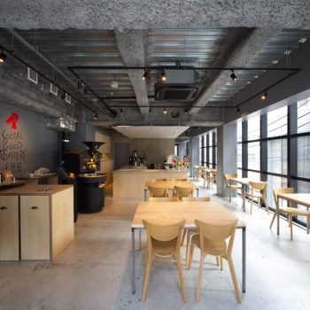 Social Good Roasters in Tokyo is a Coffee Shop With a Mission