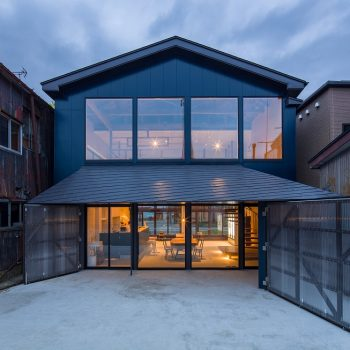 Hikobe: A Renovated Sake Brewery and Tasting Hub in Akita
