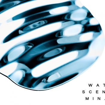 Minamo: Japanese Tableware that Mimics the Ripples of Water