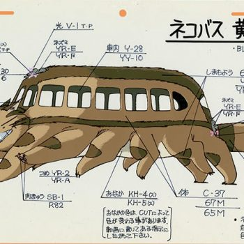 New Ghibli Museum Exhibition Depicts the Color of Time