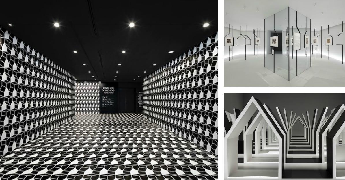 Nendo Channels Mc Escher In New Immersive Installation