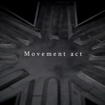 A Mesmerizing 'Movement Act' by Shun Onozawa