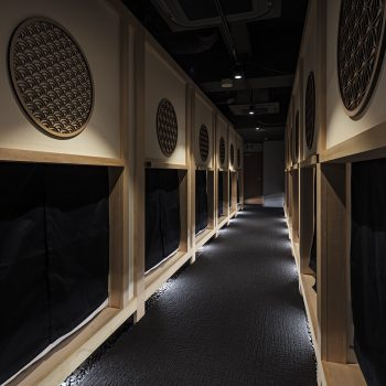 ZenTokyo: a Teahouse-Inspired Capsule Hotel