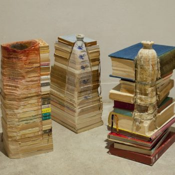 Assemblages Made From Tsunami Wreckage by Fumiaki Aono