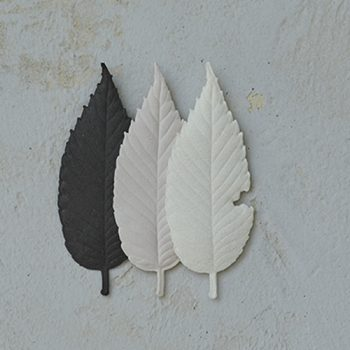 HA KO: Leaf-Shaped Paper Incense From Awaji Island