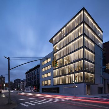 Tadao Ando Completes 152 Elizabeth, his First Architectural Project in NYC