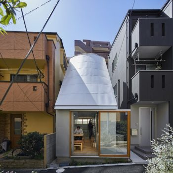 Japanese Architect Finds Ultimate Happiness in Ultimate Small Home