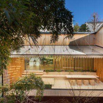 Designer Kenzo Takada's Former Paris Residence, Renovated by Kengo Kuma