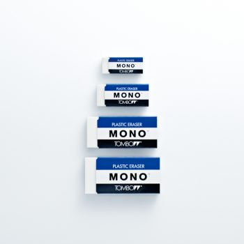 Japan's Iconic MONO Eraser Turns 50