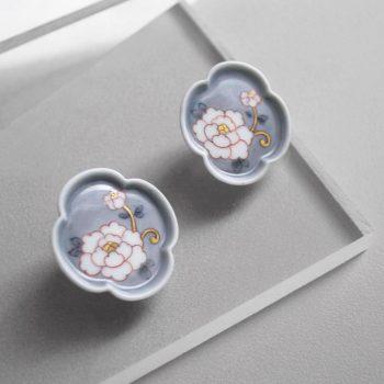 Handmade Imari Porcelain Jewelry