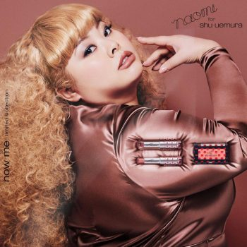 Naomi Watanabe and Shu Uemura Collaborate on 2nd Line of Cosmetics