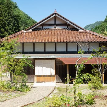 Hinui Hitohi: A Machiya Renovation to Revitalize Suburban Shimane
