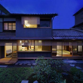Akira Minagawa Designs New Kyoto Machiya Guesthouse
