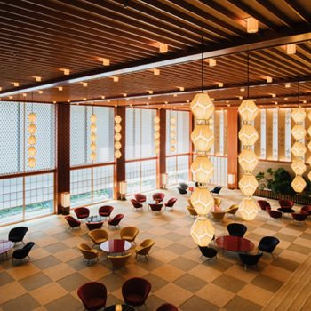 Okura Hotel to Reopen with Replica of Iconic Lobby