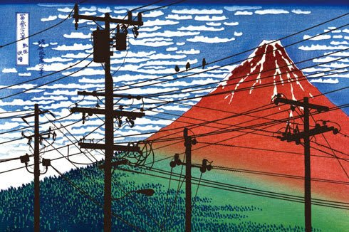 Overhead Electric Wires: a Neighborhood Boon or Blight?
