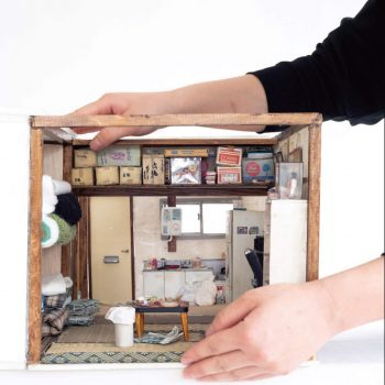 Rooms Where Time Stops: Miyu Kojima's Miniature Replicas of Lonely Deaths