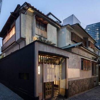 Trunk House: a Rentable Townhouse in Kagurazaka