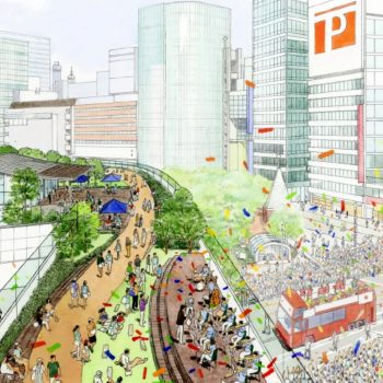 Tokyo May Get Its Very Own High Line