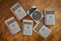 Hibi Combines Incense and Matches into One