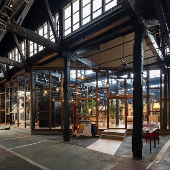 A Metal Company Converted their 100-Year Old Warehouse into a Collaborative Workspace