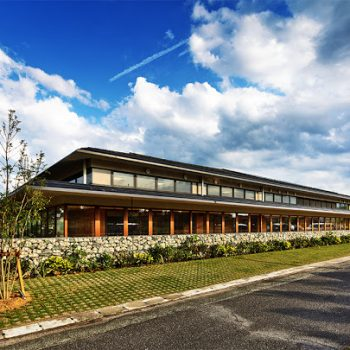 A Nursery School in Tottori that Connects Children to Nature
