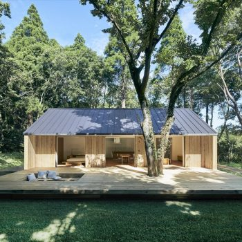 MUJI's New Prefabricated 'Sun House' for Suburban Living