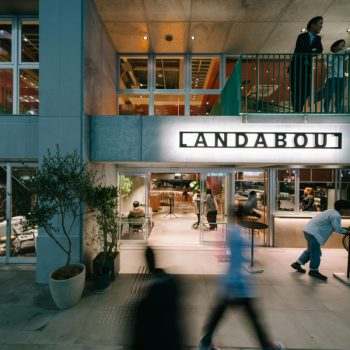 Landabout: A New Hotel & Cafe in Uguisudani, Tokyo