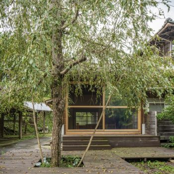 A Tech Company Restored a 100-Year Old Home in the Japanese Countryside for a Satellite Office